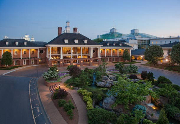 Gaylord Opryland Resort & Convention Center, CCMC's New World Symposium 2018
