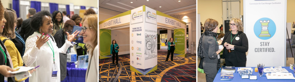 Photos from the 2019 Exhibit Hall